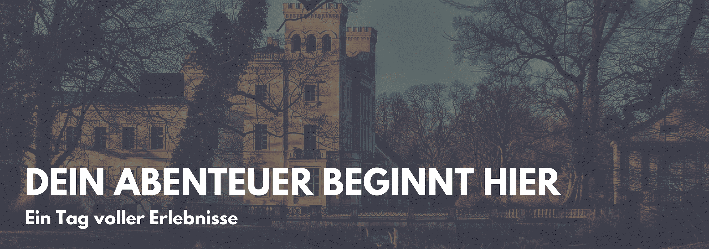 Brandenburger Schlösser Tour - Quadtour Brandenburg